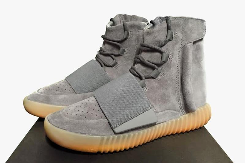 Adidas Yeezy Boost 750 Dark Grey Hypebeast