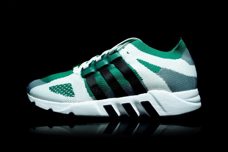 sports shoes 6ae00 d373c adidas Decks out the EQT Guidance 93 in Primeknit