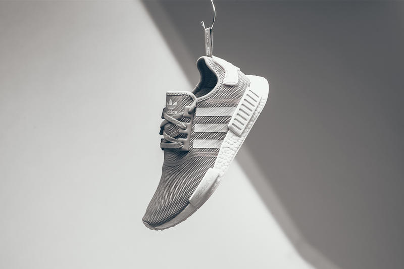quality design 96708 3db82 adidas NMD R1 Grey/White | HYPEBEAST