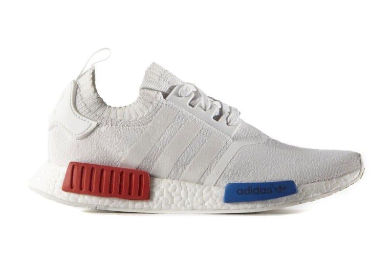 adidas' Red, White \u0026 Blue Primeknit