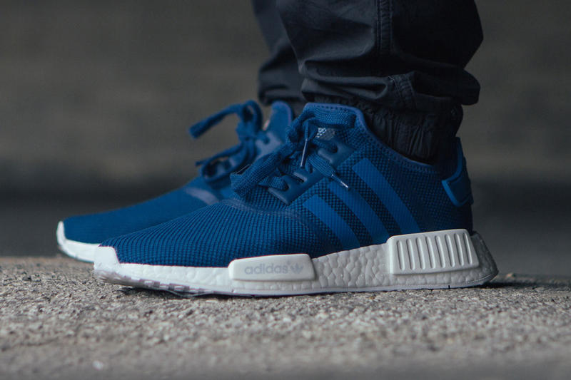 new concept 1704a fbb40 adidas Originals NMD R1 Sneaker in Blue | HYPEBEAST