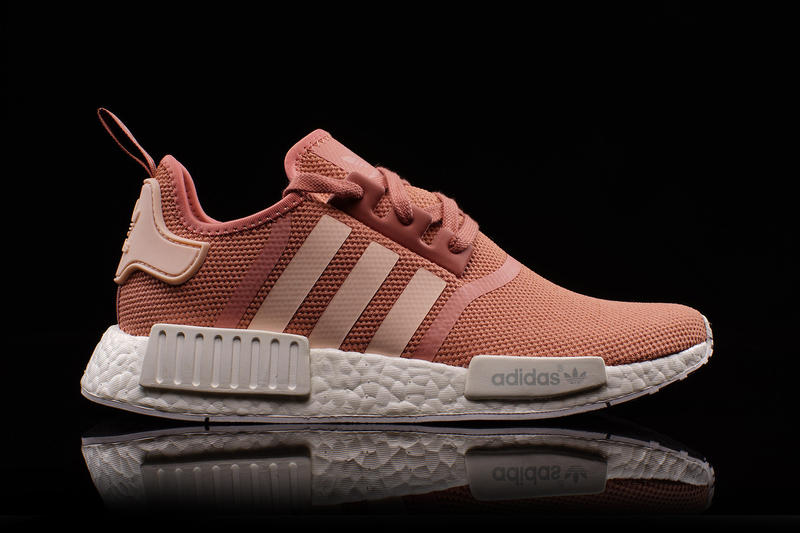 1c31176dbdfd0 adidas Originals Drops the NMD in Salmon Hues For the Ladies
