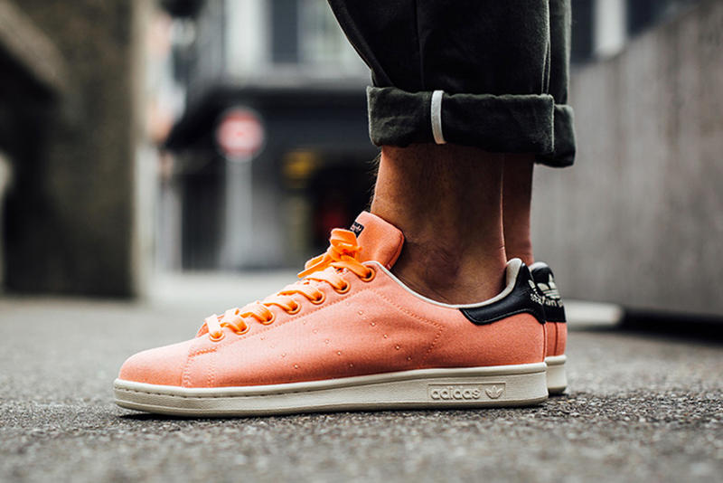 """adidas Preps Us for Summer With the Stan Smith """"Sunset Glow"""""""