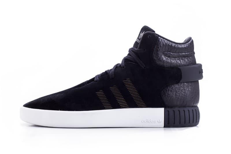 hot sale online 57c70 c85b5 adidas Tubular Invader Black & White Sneaker | HYPEBEAST