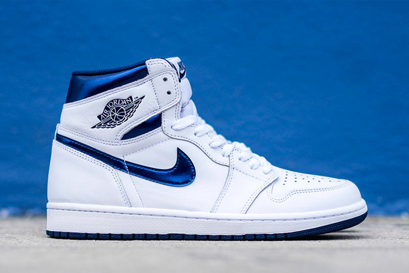 c9c57a39b80b Air Jordan 1 High OG Gets Re-Released in Original