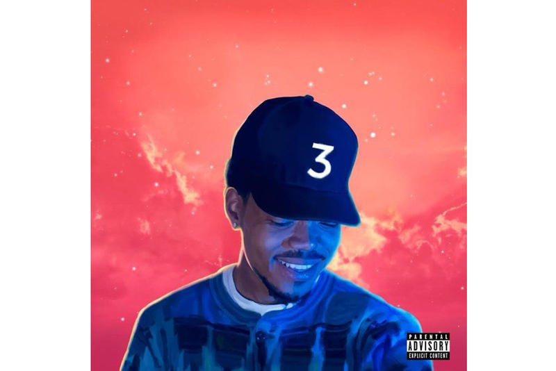 Stream Chance the Rapper Coloring Book Mixtape | HYPEBEAST
