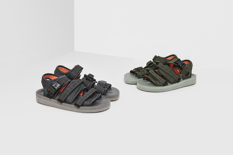 179855260b39 Footpatrol and BEAMS T Join Forces for Limited Edition Suicoke GGA-V Sandals