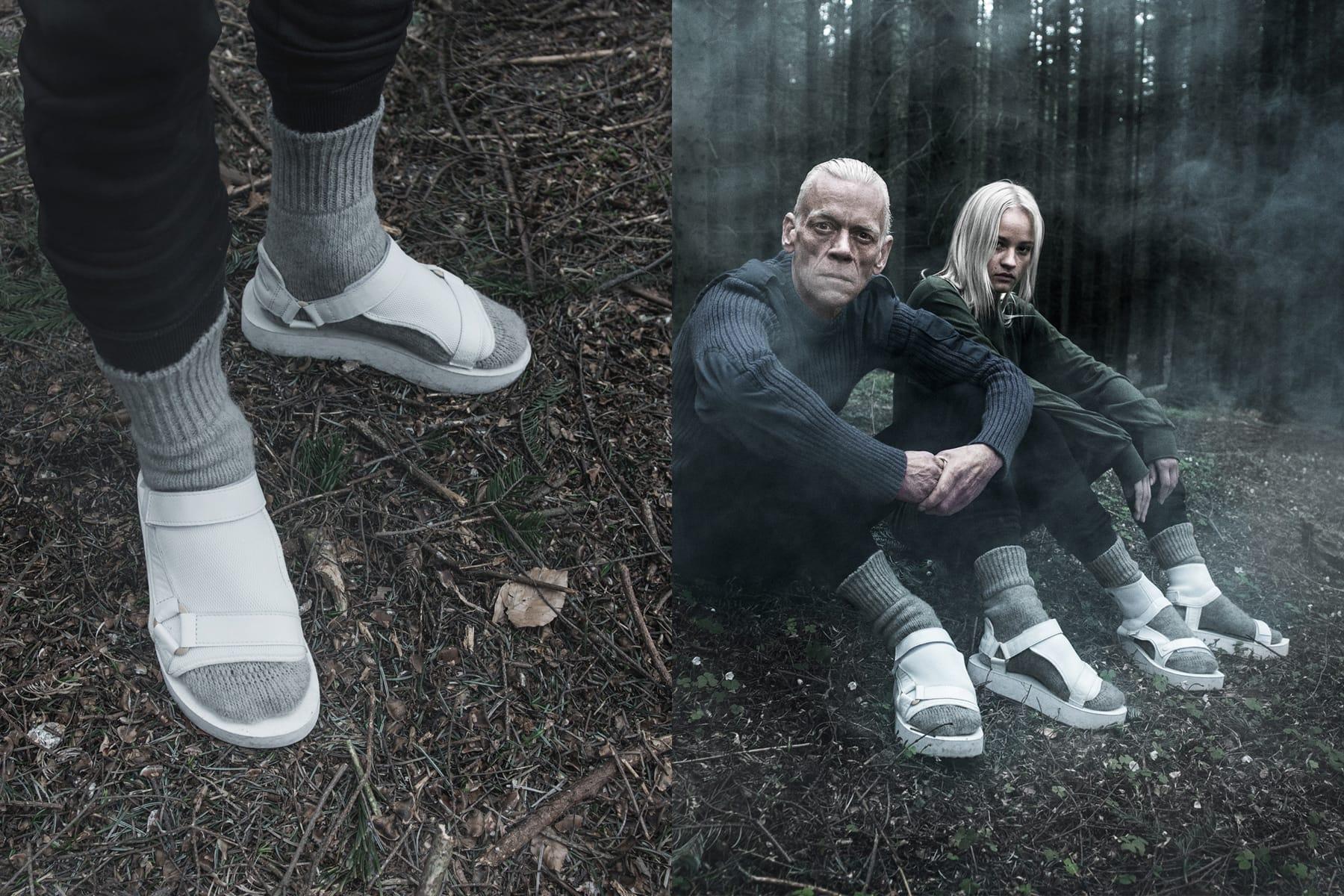 Han Kjobenhavn x Teva Sandals | HYPEBEAST