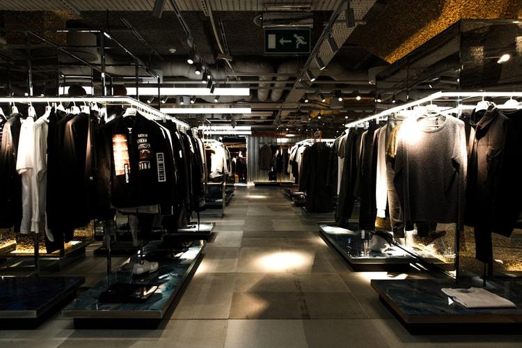 7840da2e8208 HYPEBEAST SPACES  Harvey Nichols Refurbished Menswear Department