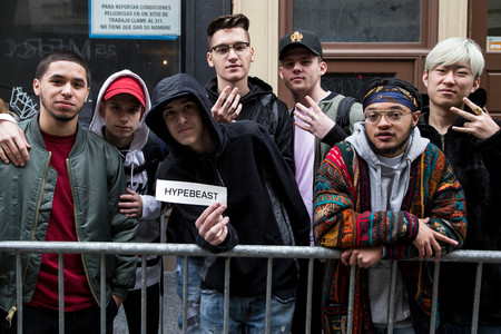 Justin Bieber 'Purpose' Pop-Up Shop at VFILES Drew a Crowd of Unbeliebable Numbers