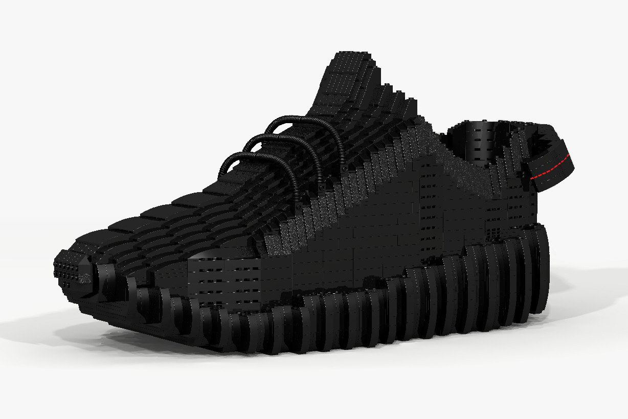 Yeezy Boost 350 Gets the LEGO Treatment