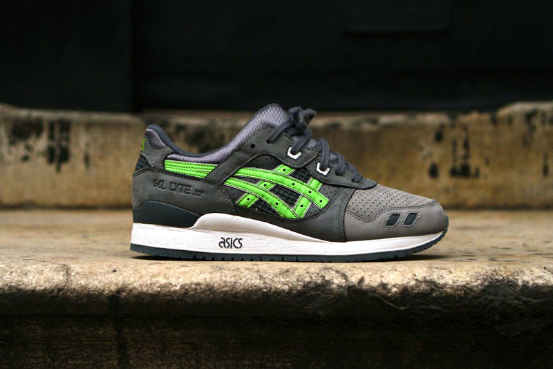90de6fd027c3 Ronnie Fieg to Release ASICS Gel Lyte III Super Greens and 3.1 ...