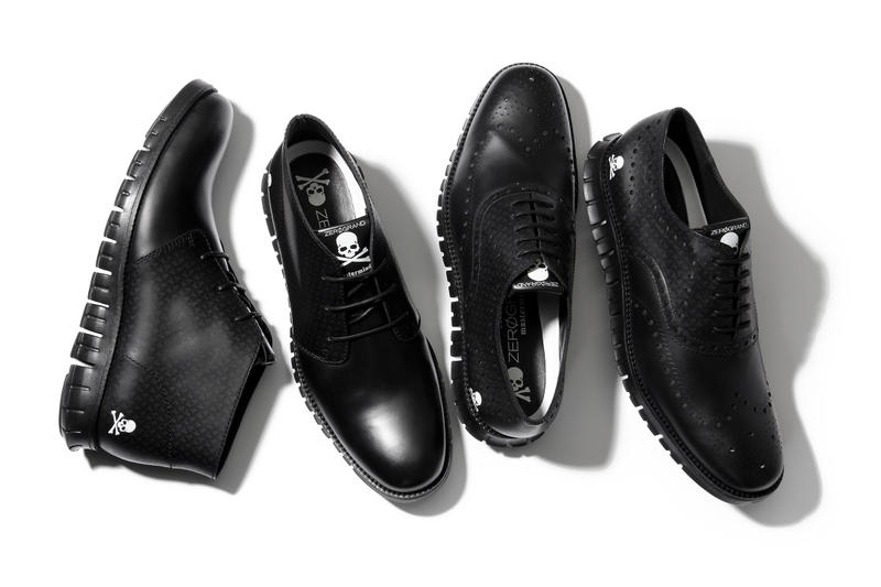 7c8ea981b0 mastermind JAPAN and Cole Haan Team up on a Punk Pack of Oxfords