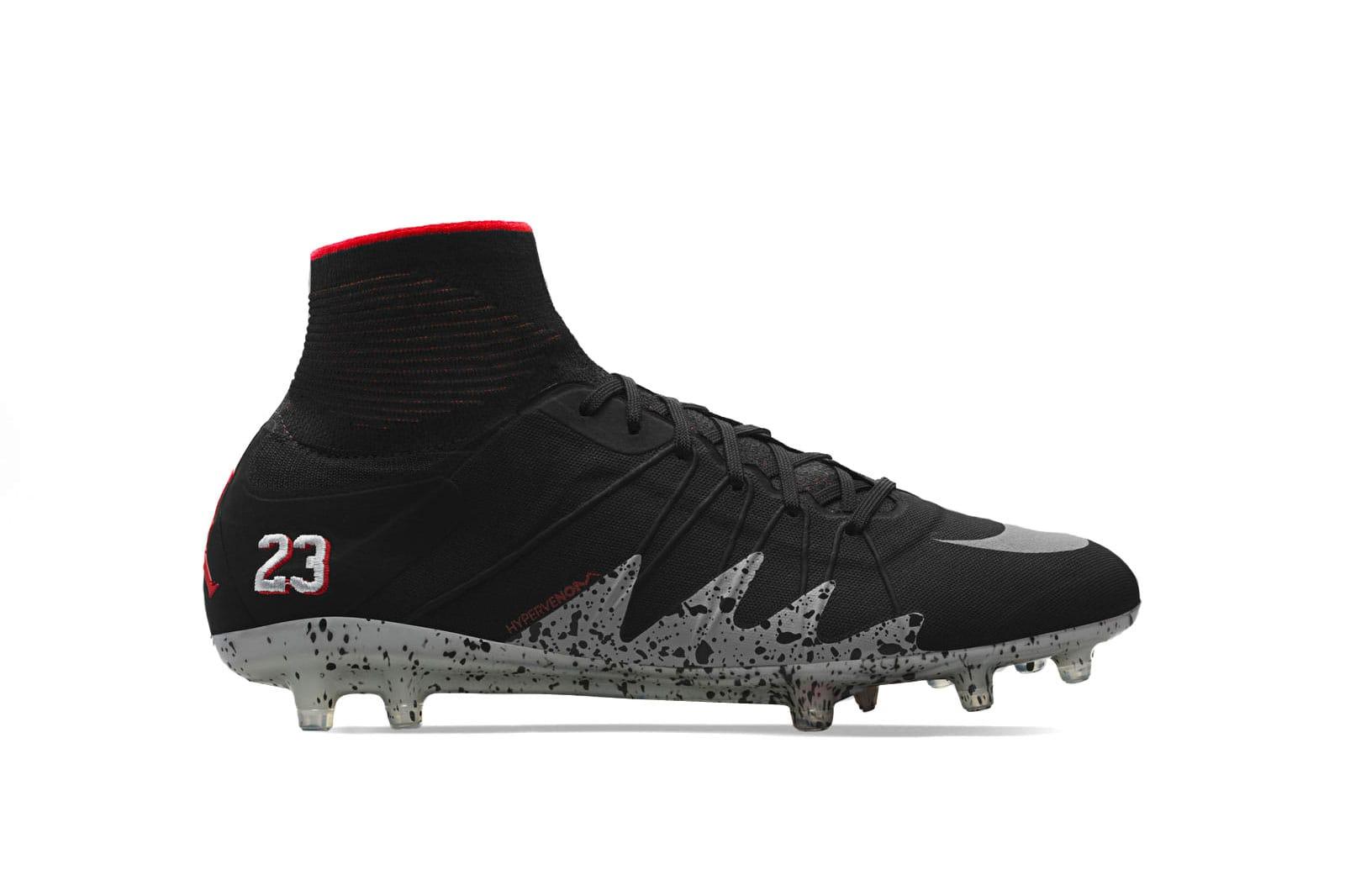 Neymar Jr. x Jordan Brand x Nike NJR