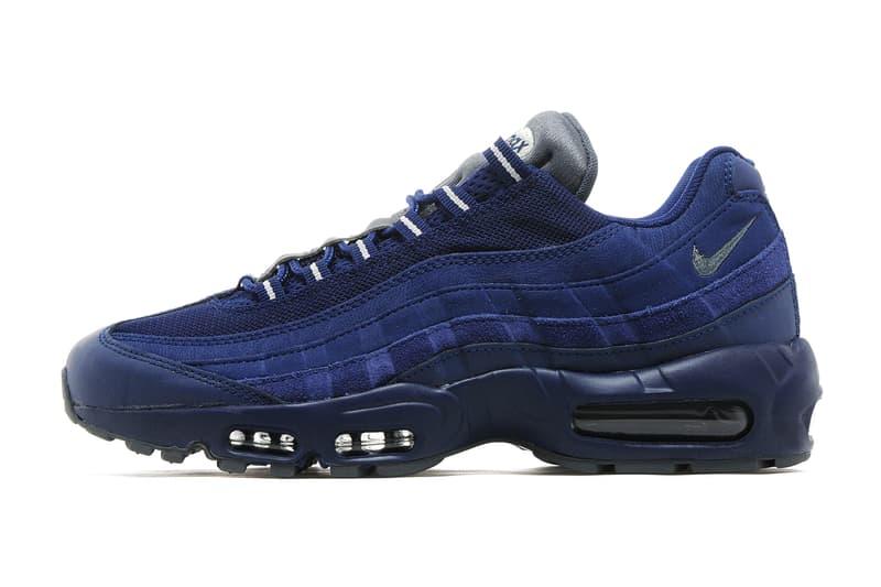 magasin d'usine 114db c7f6b Nike Air Max 95 Blue Grey JD Sports | HYPEBEAST