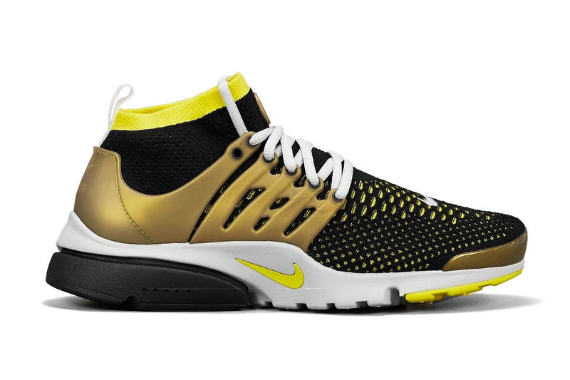 4c39c322d0ea The Nike Air Presto Flyknit Ultra Gets the Midas Touch. The most lavish  Presto colorway yet.