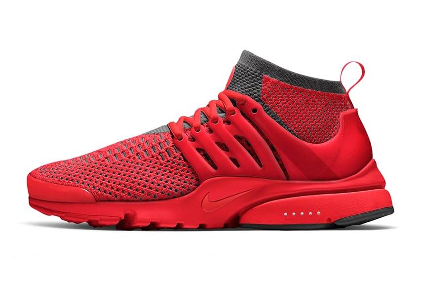 The Nike Air Presto Ultra Flyknit Is