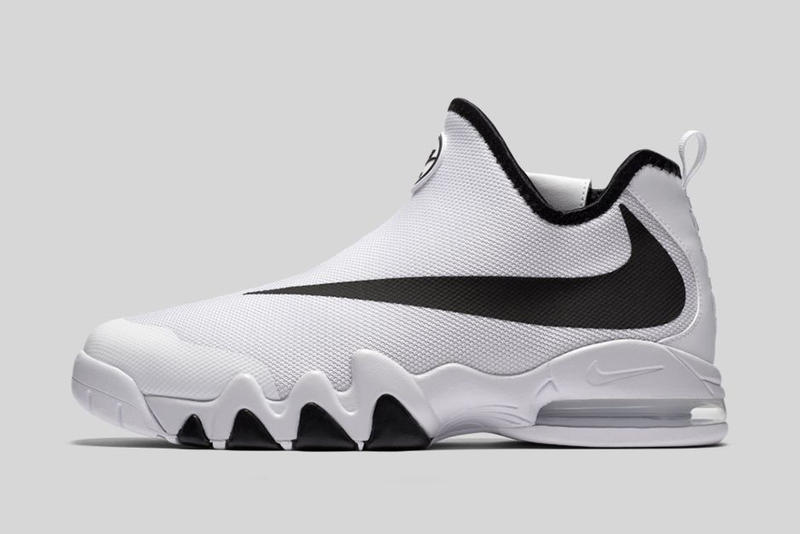 5dd81014 Nike Officially Unveils the Big Swoosh in White/Black/White