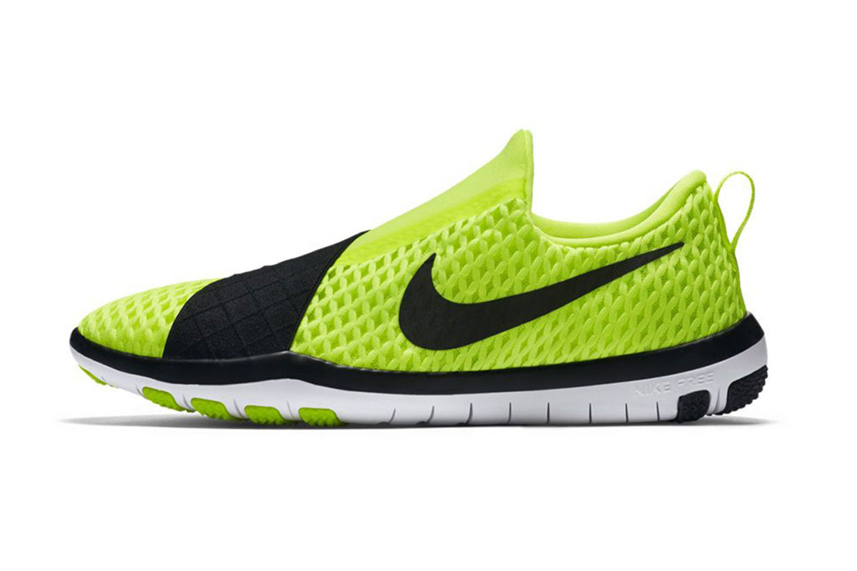 Nike Free Train Connect Slip On Sneaker