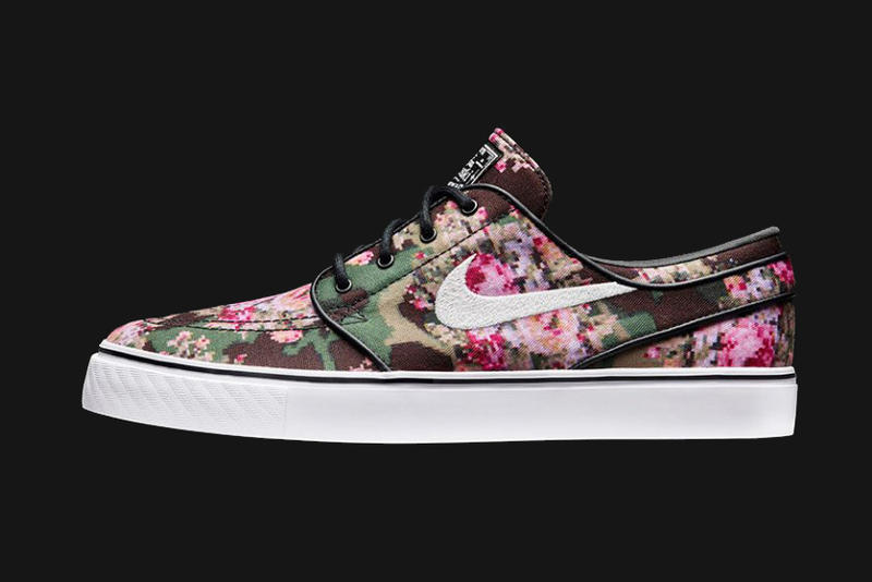 "finest selection fe695 2b6c9 Nike SB Is Bringing Back the Best-Ever Zoom Stefan Janoski. 2013 s  fan-favorite ""Digi Floral"" release is making a comeback."