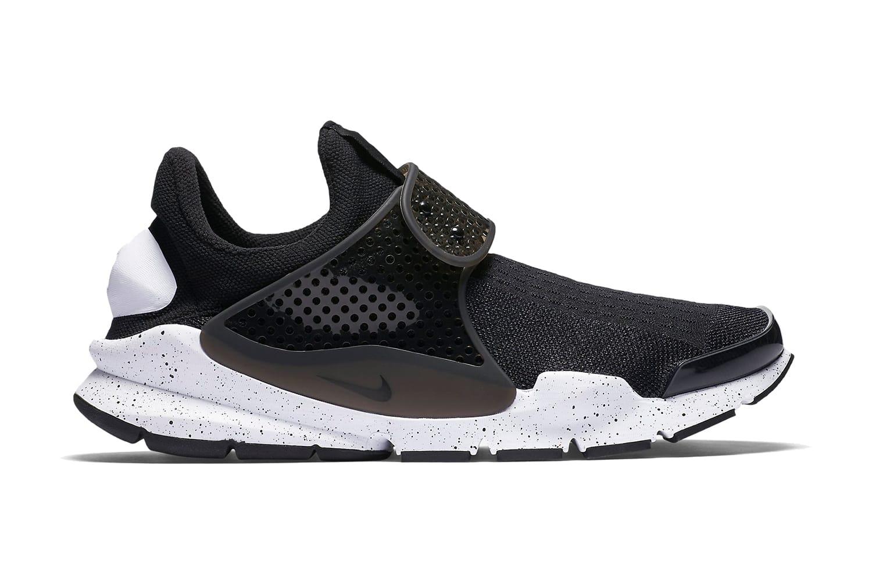 Nike Sock Dart SE in Black \u0026 White