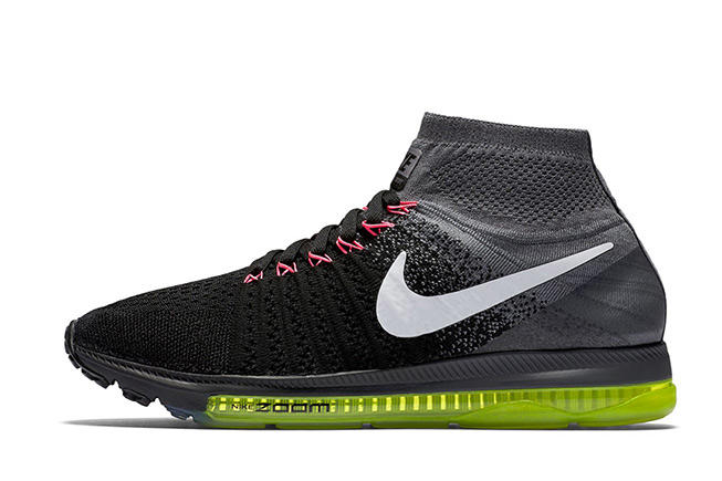 1b844733e9b Nike s Zoom All Out Flyknit Blurs the Line Between Performance and Lifestyle