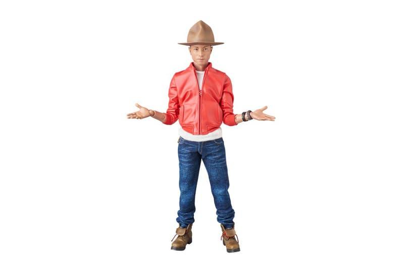 4741032735953 Pharrell x Medicom Toy Action Figure