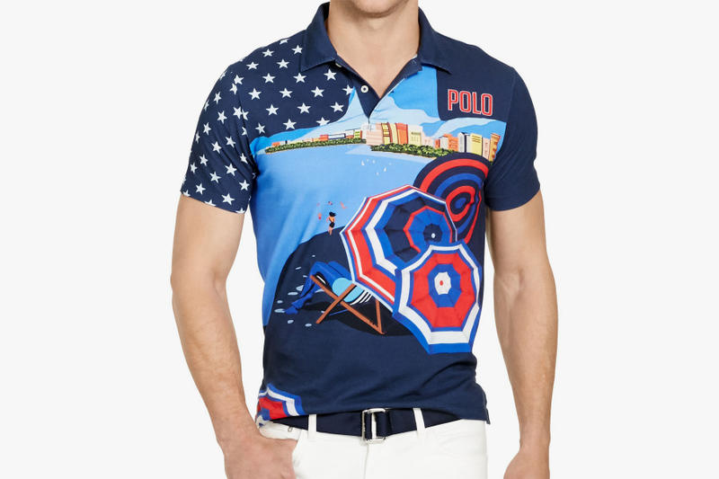 good service factory price cute cheap Ralph Lauren Team USA 2016 Olympics Brazil Polo | HYPEBEAST