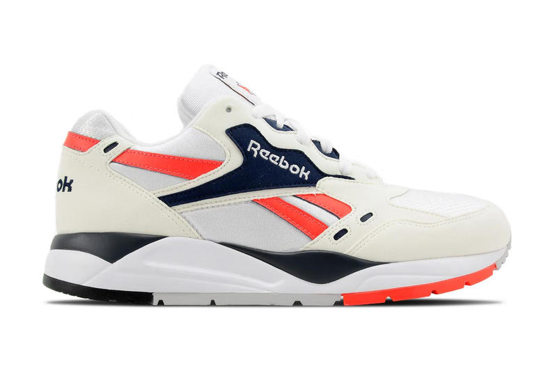 Reebok Brings Back the Bolton in a White Chalk Navy Colorway 6b3754777