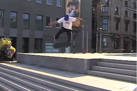 Watch the Dime MTL Skate Team Rip the Streets of Montreal