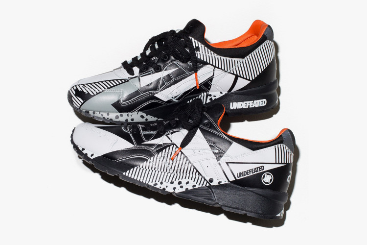 innovative design 2875b e8a52 Undefeated x ASICS GEL-Lyte V