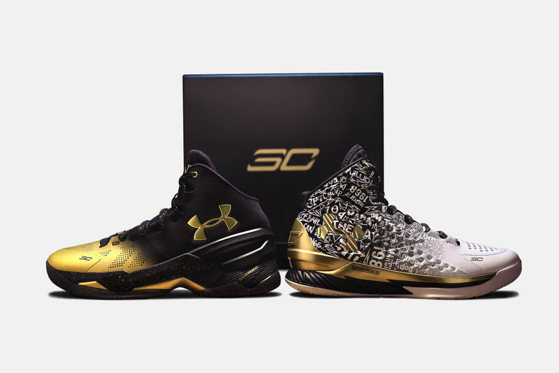 497edfcd5c9a Under Armour Announces the Back 2 Back MVP Pack Honoring Steph Curry ...