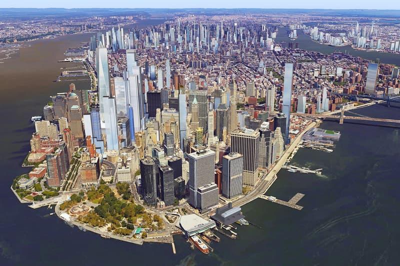 New York City 2020 2020 New York City Skyline Renderings | HYPEBEAST