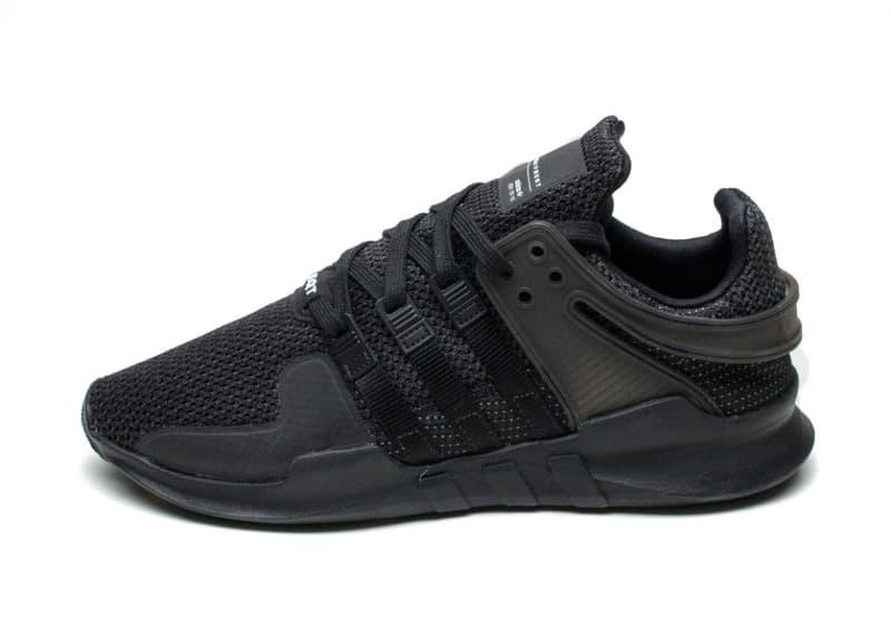 legal coro Vuelo  adidas EQT Support ADV Triple Black Sneaker | HYPEBEAST