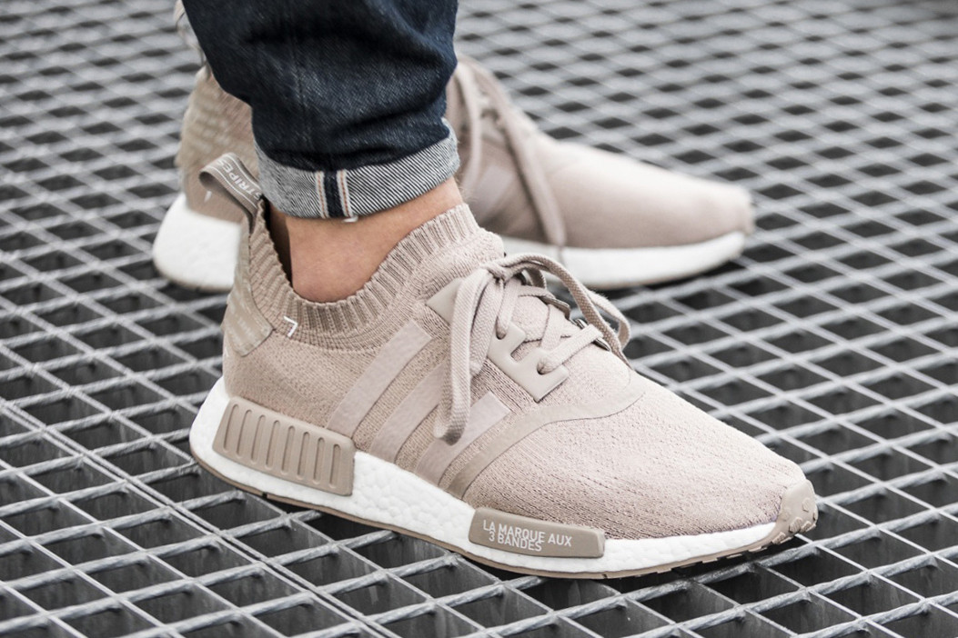 discount sale d71e8 44918 The adidas NMD R1 Primeknit