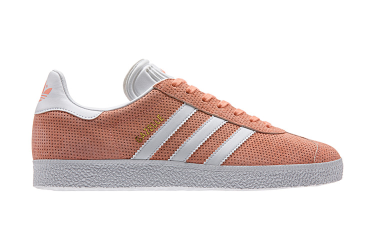 a69ee9ab1d64 adidas Gives the Resurrected Gazelle a High-End Material Treatment