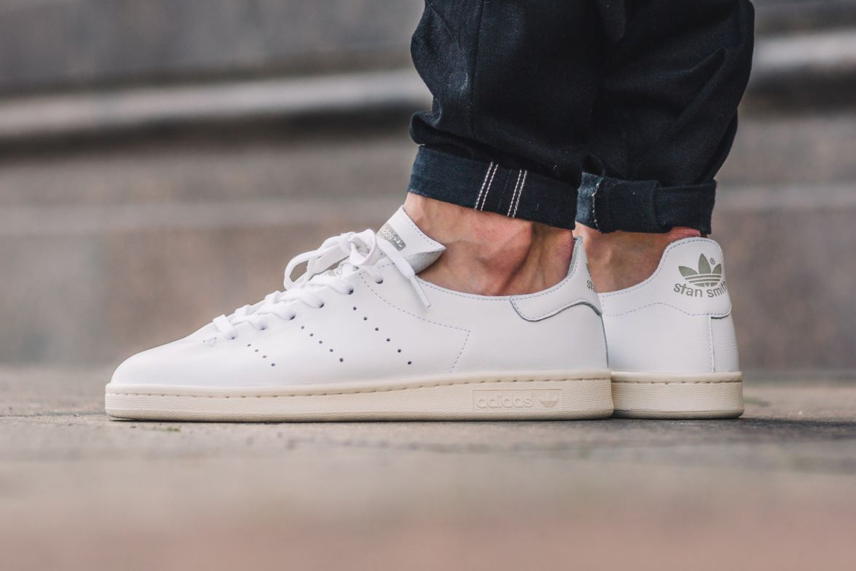 Lógico Risa Último  adidas Originals Stan Smith Leather Sock | HYPEBEAST