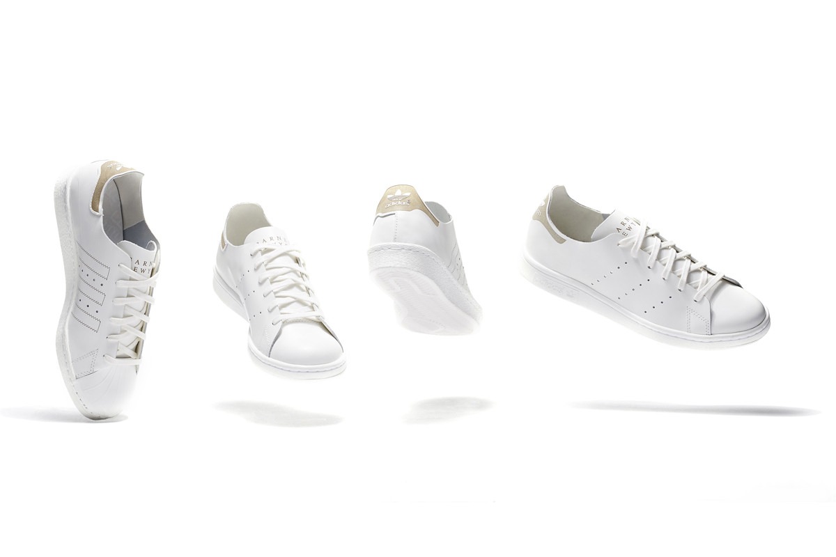 Barneys New York adidas Superstar and