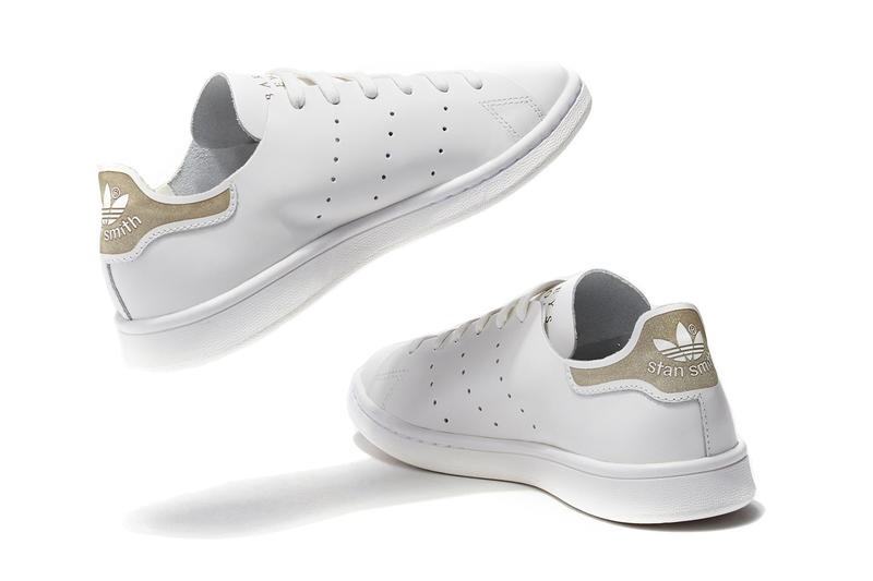 Hassy fantasma Hacia fuera  Barneys New York adidas Superstar and Stan Smith Gold | HYPEBEAST