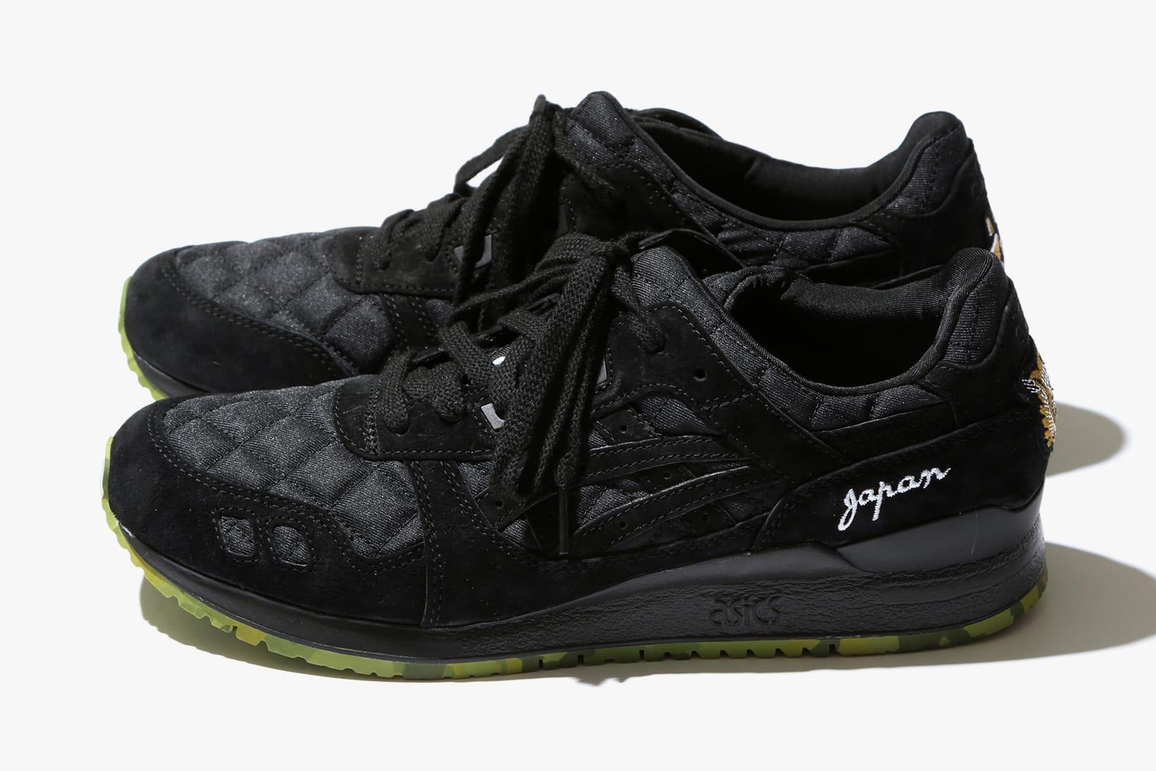 BEAMS x mita sneakers x ASICS GEL-Lyte