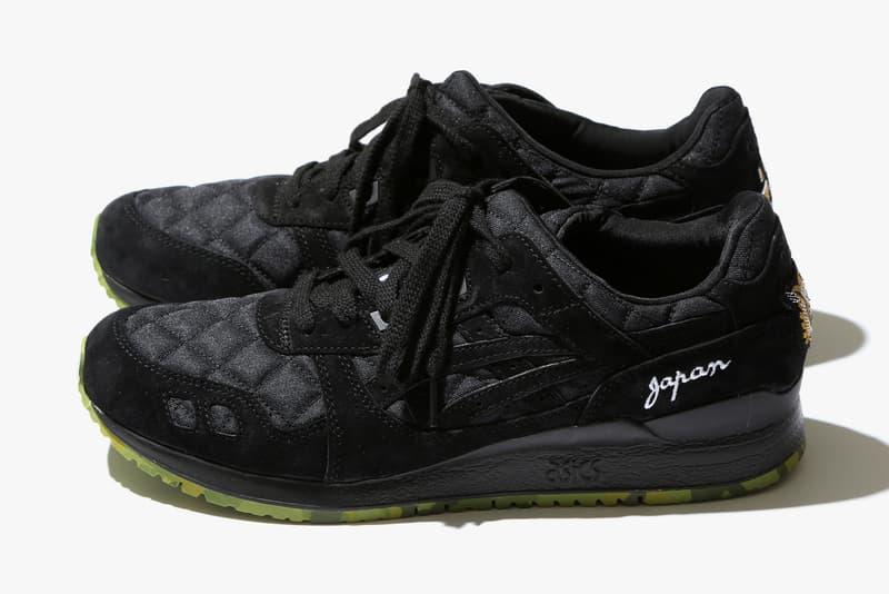 size 40 87152 da12b BEAMS x mita sneakers x ASICS GEL-Lyte III