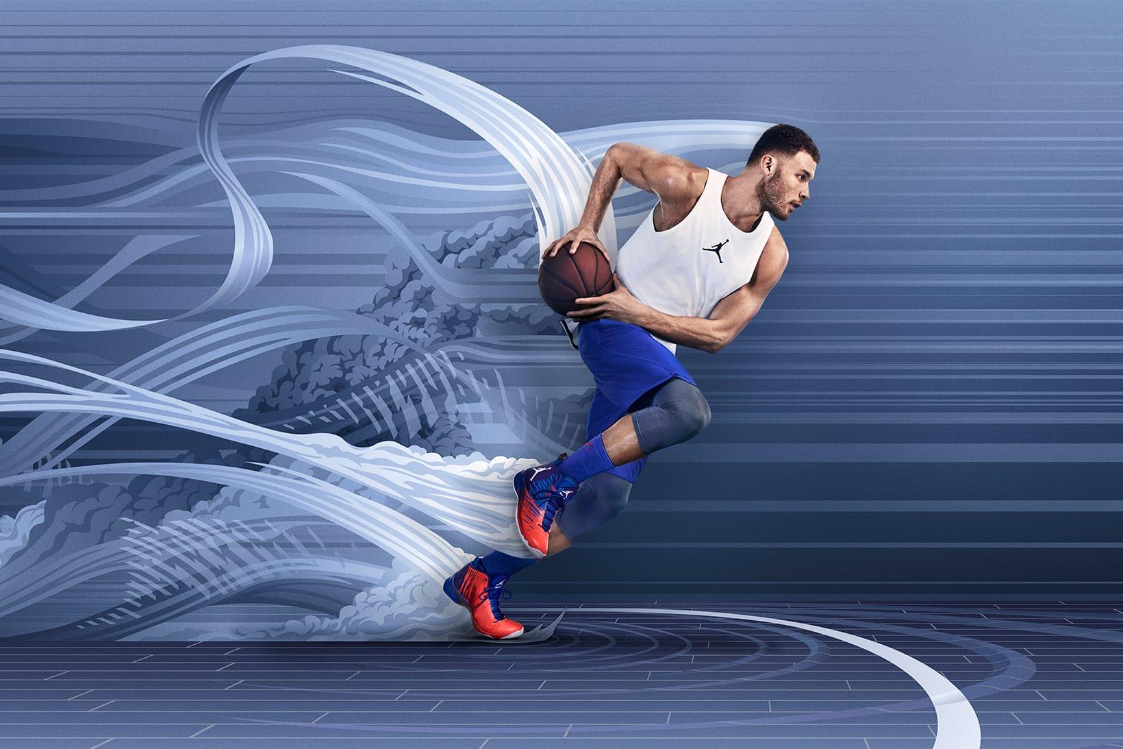 Blake Griffin's Jordan Super.Fly 5