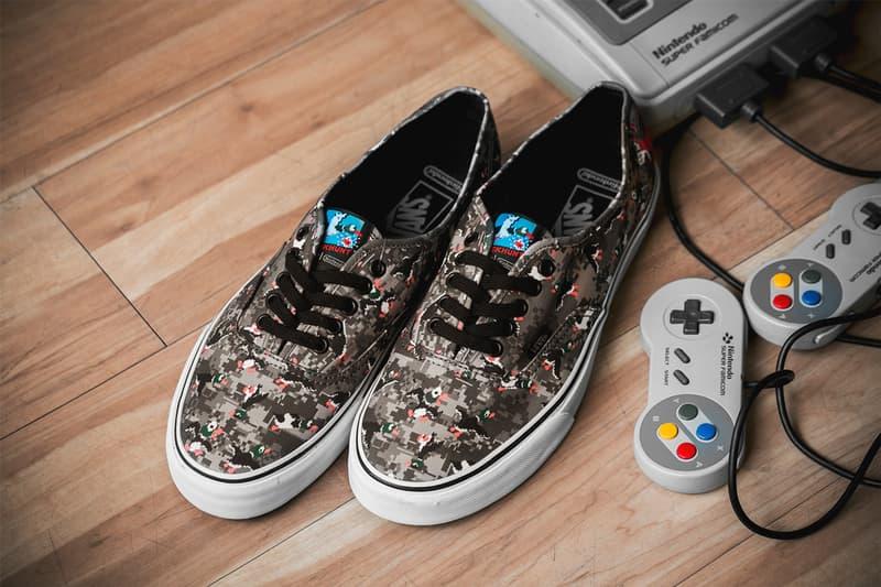 bb49ec76348e A Closer Look at the Nintendo x Vans Footwear Collection