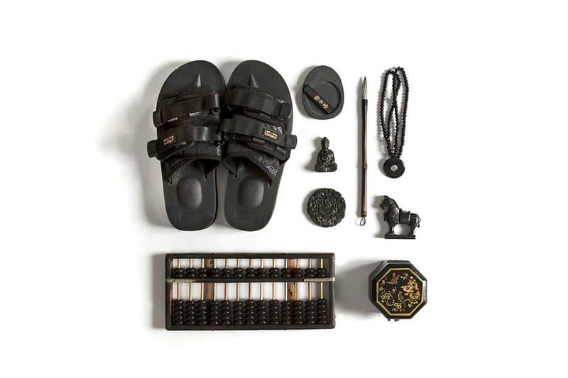 CLOT x SUICOKE Collection