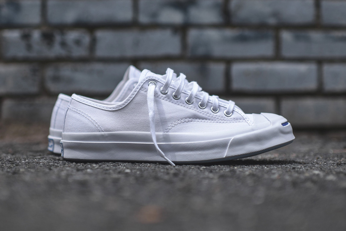 Converse Jack Purcell White | HYPEBEAST