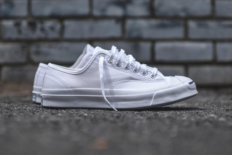 b9166f8df3b Converse Drops an Ultra-Clean Jack Purcell With Nike Zoom Air Cushioning