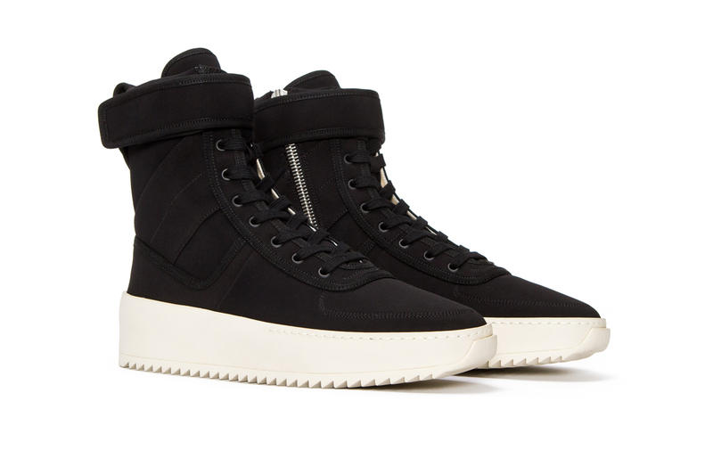 b25ec27229d5 An Official Look at the Fear of God Military Sneaker
