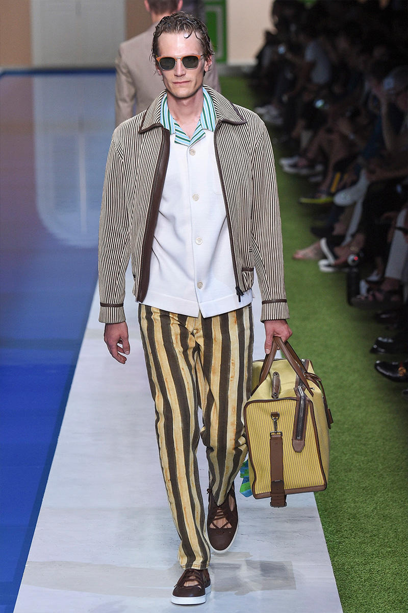 37da1e395e Fendi 2017 Spring Summer Collection