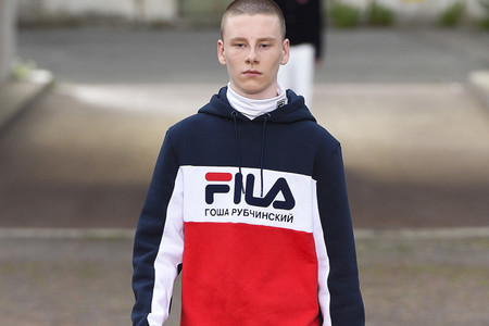 Gosha Rubchinskiy 2017 Spring/Summer Collection