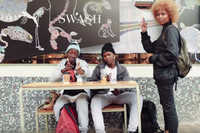 "South Africa ""Mzansi Style Guide"" Episode 1 - Braamfontein Scene"